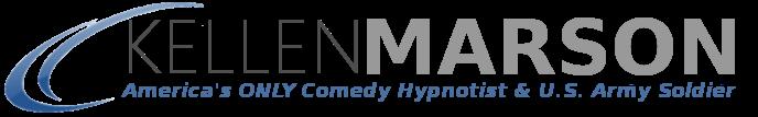 Comedy Hypnotist Kellen Marson